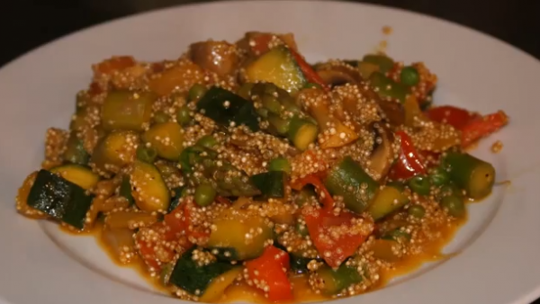 Vegetable Paella - Really Healthy Foods Really Healthy Foods