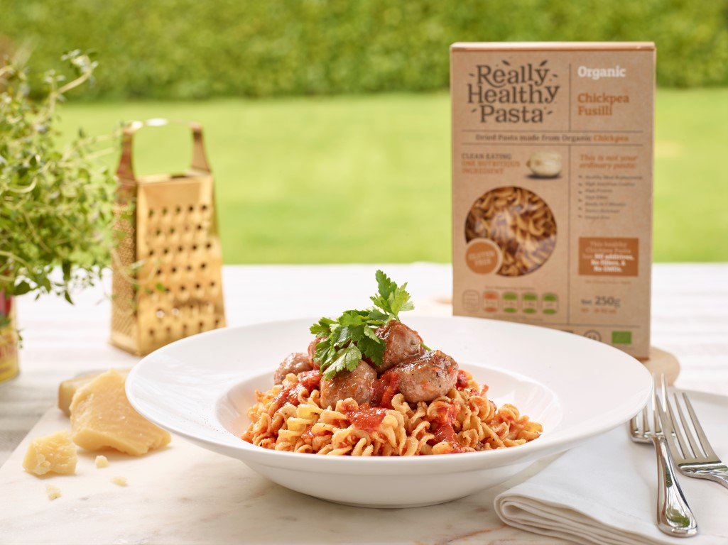 Treat Your Dad To A Healthy Pasta Dish This Father's Day...| www.reallyhealthyfoods.com