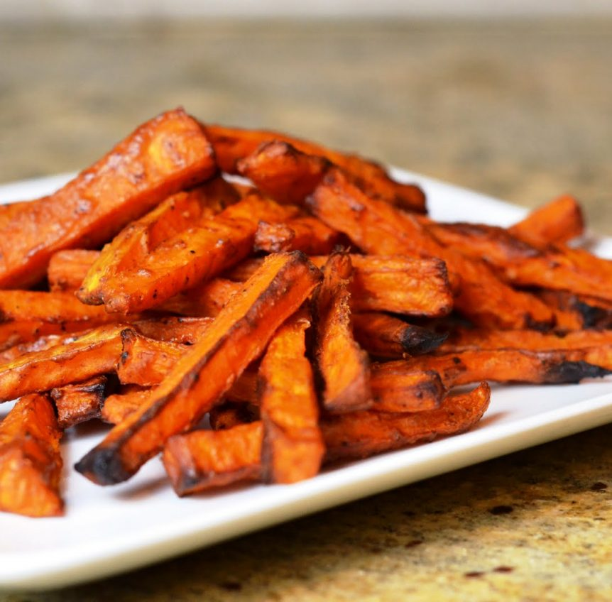Butternut Squash Fries - Really Healthy Foods Really Healthy Foods