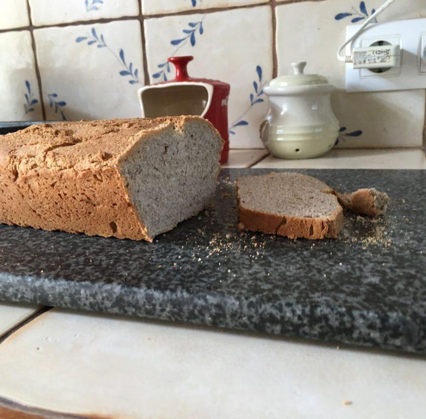 Really Healthy Flour - Buckwheat Bread - Really Healthy Foods Really Healthy Foods