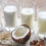 3 Naturally Healthy Alternatives to Milk