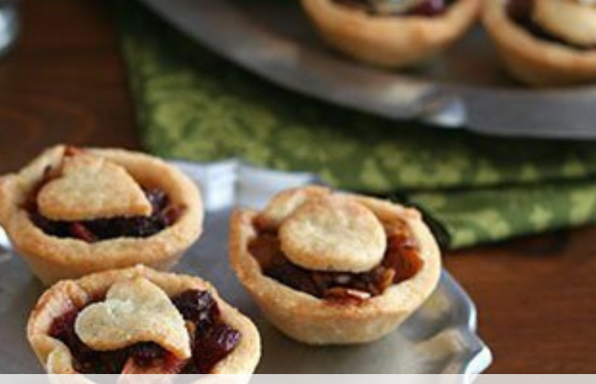 Low Carb Mince Pies