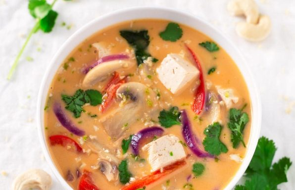Vegan Thai Soup