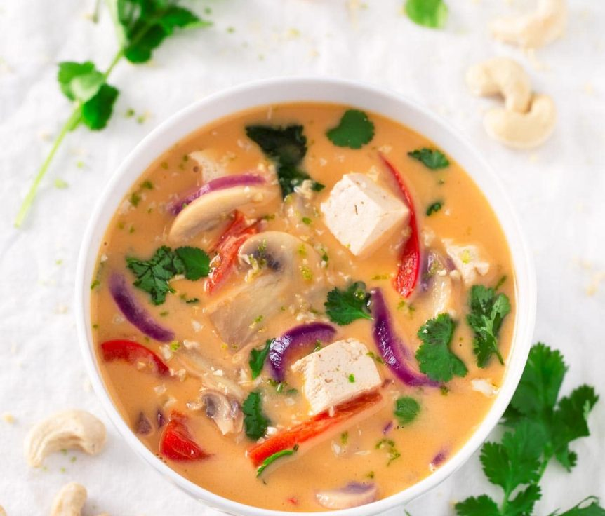 Vegan Thai Soup