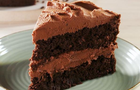 Chocolate Keto Cake