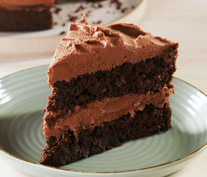 Chocolate Keto Cake