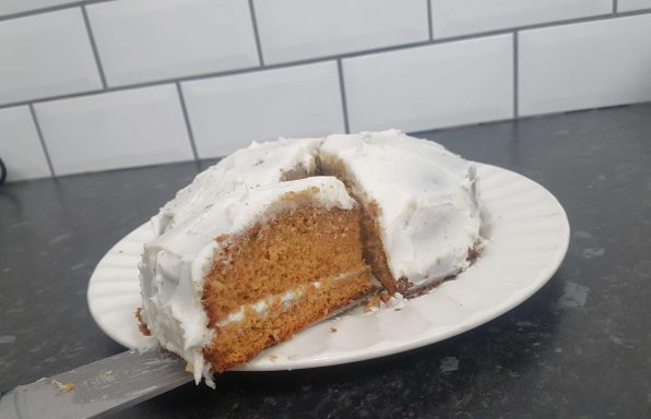 Gluten-Free, Keto and Paleo Carrot Cake
